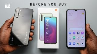 Xiaomi Redmi Note 8 Unboxing and Review: Before you Buy!