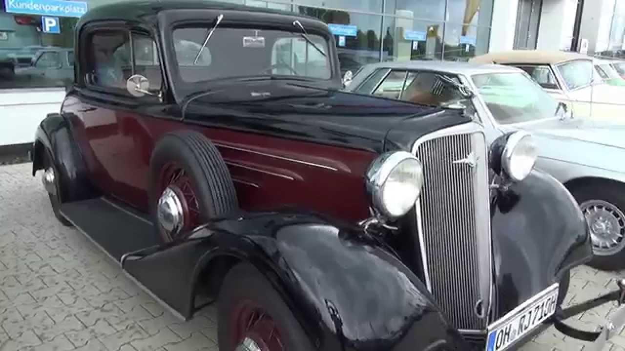Münster Classics 2015 Oldtimer Autos Classic Cars