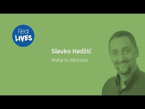 Mafia to Minister | Slavko Hadžić | Real Lives