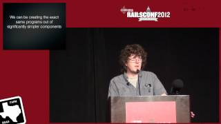 Rails Conf 2012 Keynote: Simplicity Matters by Rich Hickey