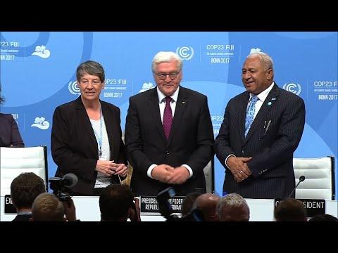 UN Climate Change Conference Kicks Off in Bonn