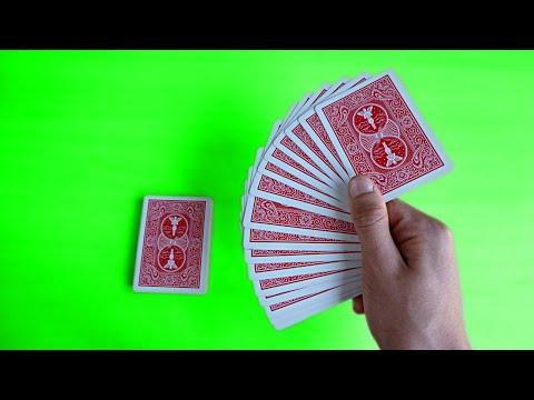 Tour de Magie avec des Cartes très FACILE Expliqué !