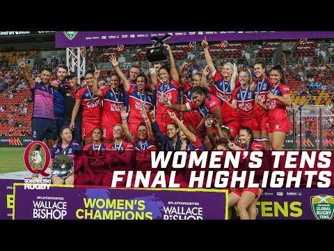Women's Tens final highlights