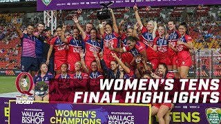 Women's Tens final highlights