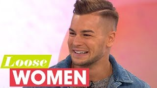 Love Island's Chris Hopes He and Olivia Will Have a Harmonious Future Together | Loose Women