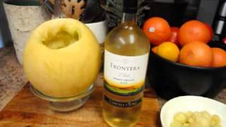Melon Con Vino (Honeydew Melon & Wine )