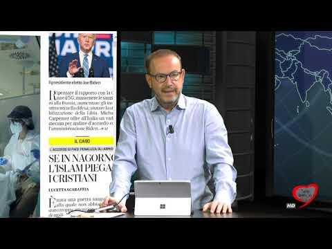 I giornali in edicola - la rassegna stampa 11/11/2020