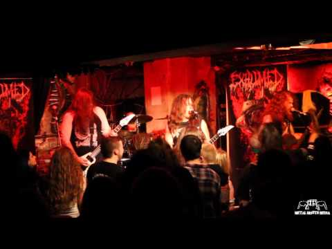 Exhumed live in Halifax