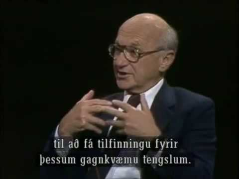 Milton Friedman on General Equilibrium