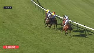 Vidéo de la course PMU PRIX DU JARDIN ALPIN