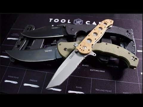 """The Perfect 7"": Best Tactical Folding Knives for EDC, Self Defense, Law Enforcement, & Military"