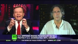 CrossTalk: Declining Pax Americana (ft. Pepe Escobar)