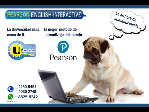 Presentation Pearson English Interactive Costa Rica