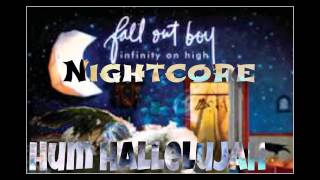Nightcore- Hum Hallelujah