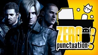 RESIDENT EVIL 6 (Zero Punctuation) (Video Game Video Review)