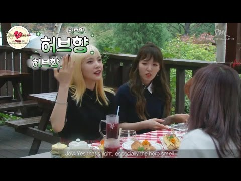 Red velvet a picnic on a sunny afternoon part 2 clip 1