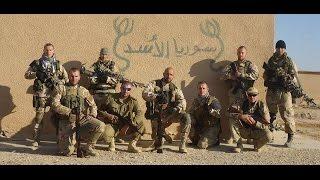 Российские добровольцы в Сирии | Вся правда о русских военных в Сирии