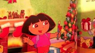 Dora's Christmas Parade Read Aloud Story Book Early Childhood Guided Reading Bedtime Story