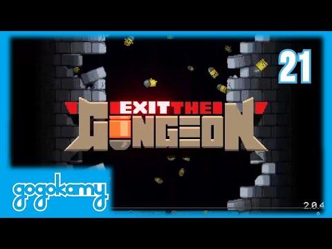 Hunter runs | Exit the Gungeon ep 21 | gogokamy |