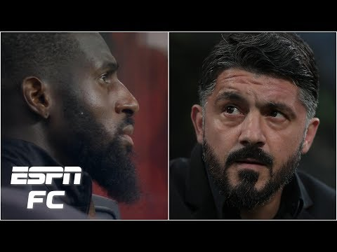 'Stay tuned for this one': Inside the intense drama between Bakayoko & Gattuso at AC Milan | Serie A