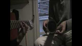 Feon-kira faheno tao @ RNM - Valiha sy guitare
