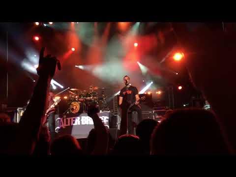 Open your eyes - Alter Bridge Live in Lisbon (29/10/2017)