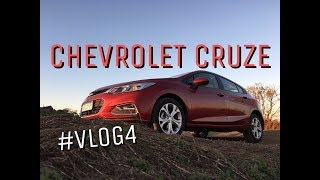 Chevrolet Cruze 5 LT Review | 2018 | Manejando