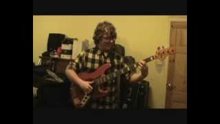 Nick Latham - Hammerhead [LIVE] -- On my MarloweDK signature bass!!