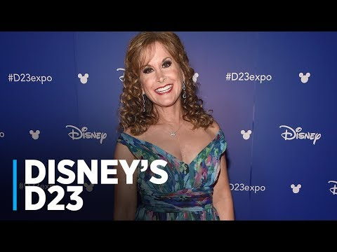 WRECKIT RALPH 2: Jodi Benson at Disney's D23 2017