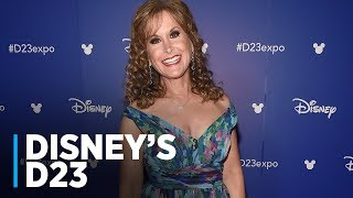 WRECK-IT RALPH 2: Jodi Benson at Disney's D23 2017