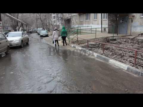 Двор на Лебедева-Кумача будут вскрывать в четвертый раз из-за коммунальной аварии