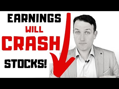 Stock Market New – Earnings Slump Will CRASH Stocks!