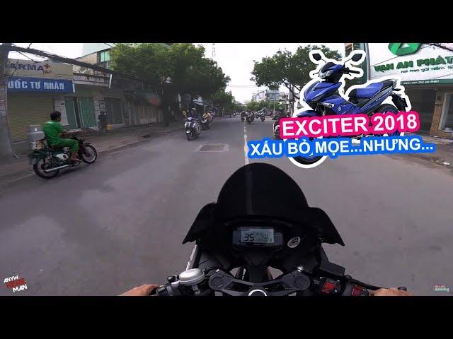 EXCITER 150 2018 XẤU BỎ MẸ.. NHƯNG.. | Ride Diary 92 | Vietnam motovlog