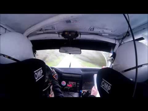 Rallysprint Hondarribia 2017 TC2 Jokin Urkizu - Oroitz Garbizu On board