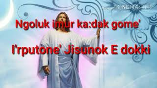 """Ngoluk imur"" .. Mishing christian song karaoke.. Please subscribe"