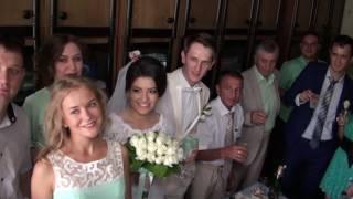 Свадьба Александр и Ксения 25июня 2016