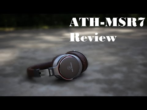 MSR7 Review: High Res Audio For $200?