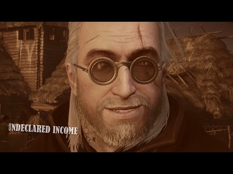 The Witcher 3 | Geralts Tax Fraud - Funny Montage