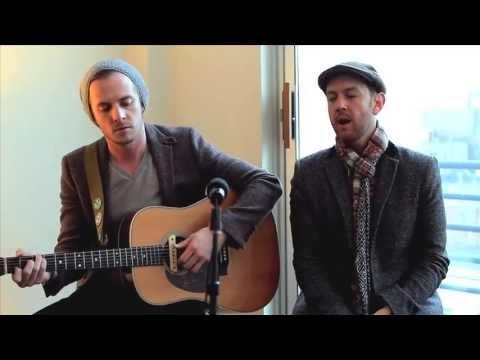 The Boxer - Matt Simons and Chris Ayer (The Living Room Series Vol 1.)