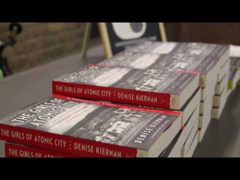 New York Times bestseller Denise Kiernan book talk. - YouTube