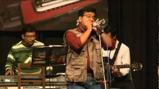 Ye Jo Mohabbat Hai - Sumanta Basu live on Indian Harmonica Day 2013
