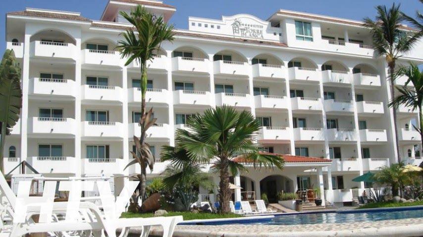 Hotel torreblanca suites en rincon de guayabitos youtube for Hotel luxury rincon de guayabitos