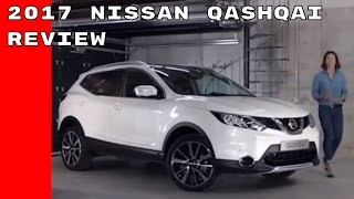 2017 Nissan Qashqai Features, Options, and Review