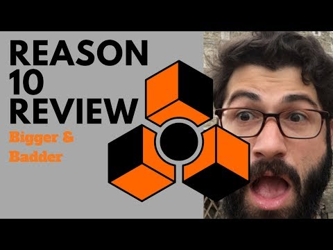 Propellerheads Reason 10 Review (Reason 10 Features Great New Instruments + Improved Performance)