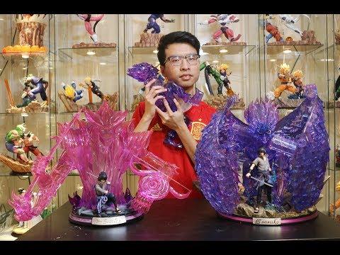 Sasuke Uchiha Susanoo Statue Replacement Review, Naruto Shippuden!
