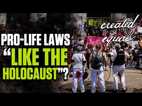 """Not Murdering Babies Is """"Like The Holocaust""""? Yes, Pro-Abortion Speakers Really Said That."""