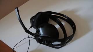 Déballage Plantronics RIG 500   Casque, Unboxing   FR (Test Micro)
