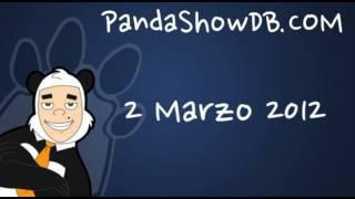 Panda Show - 2 Marzo 2012 Podcast