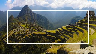 Machu Picchu - Peru in 4K (2.5D parallax effect)
