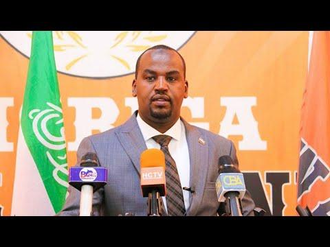 Xisbiga Waddani Oo Xukuumada Somaliland Ku Dhaliilay Joojin La ...